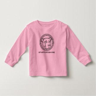 American Staffordshire Girls Top - Pit Bull Shirt