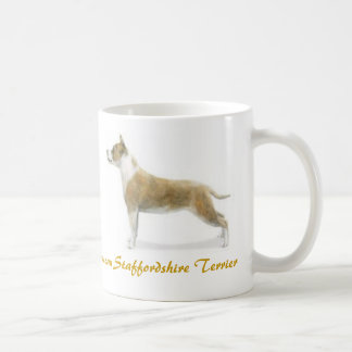 American Staffordshire Terrier, Dog Lover Galore! Coffee Mug