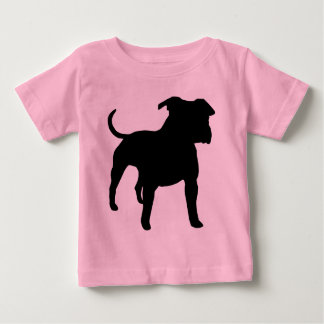 American Staffordshire Terrier Gear Baby T-Shirt