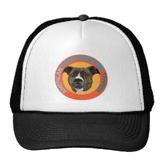 American staffordshire terrier hats