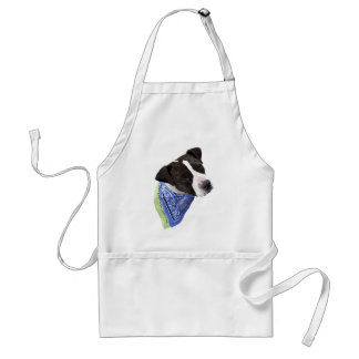 American Staffordshire Terrier Standard Apron