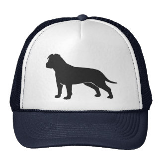 American Staffordshire Terrier with Floppy Ears Cap