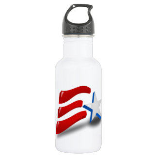 American Star and Stripes 532 Ml Water Bottle
