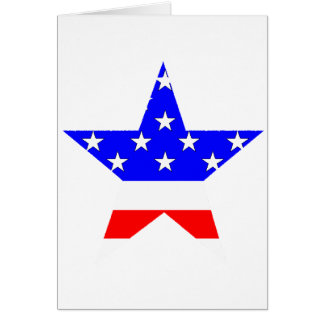 American Star Products & Designs! Greeting Card