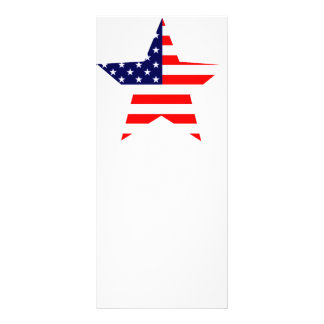 American Star Personalized Rack Card