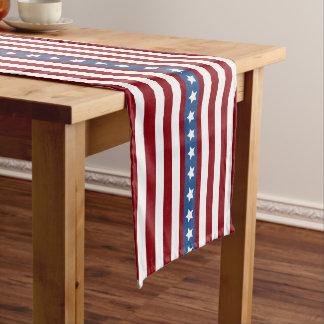 American Stars and Stripes red white blue medium