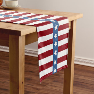 American Stars and Stripes red white blue small