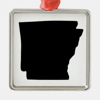 American State of Arkansas Christmas Ornament