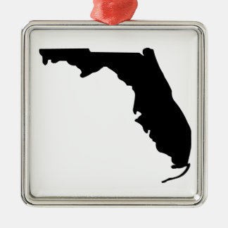 American State of Florida Christmas Ornament