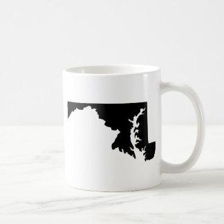 American State of Maryland Coffee Mug