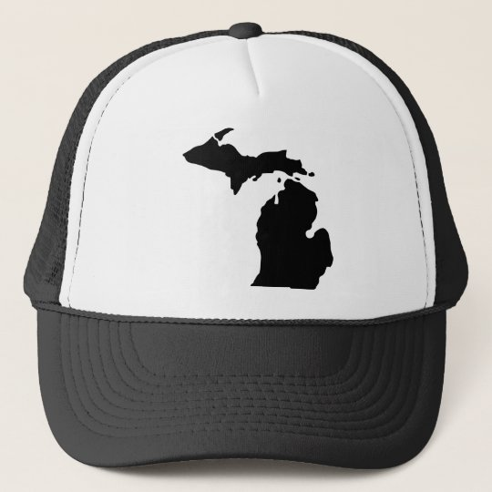 American State of Michigan Cap