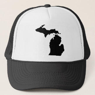American State of Michigan Trucker Hat