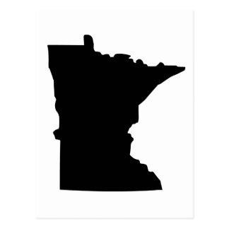 American State of Minnesota Postcard