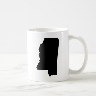 American State of Mississippi Coffee Mug