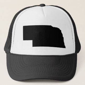 American State of Nebraska Trucker Hat