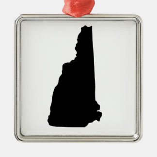 American State of New Hampshire Christmas Ornament