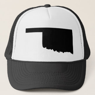 American State of Oklahoma Trucker Hat