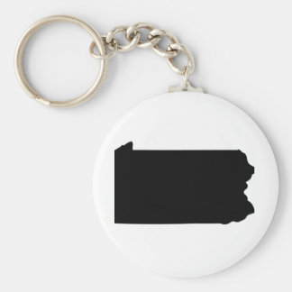 American State of Pennsylvania Key Ring