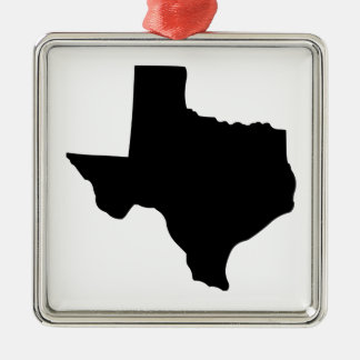 American State of Texas Christmas Ornament