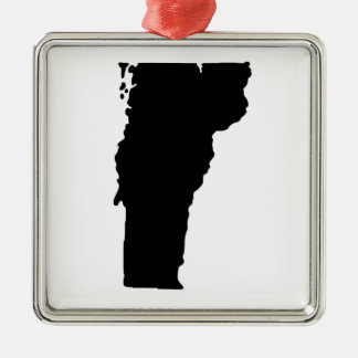 American State of Vermont Christmas Ornament