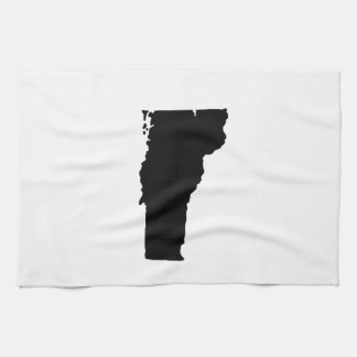 American State of Vermont Tea Towel