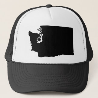 American State of Washington Trucker Hat