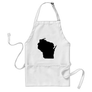 American State of Wisconsin Apron