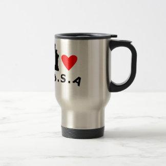 American Statue of Liberty Travel Mug