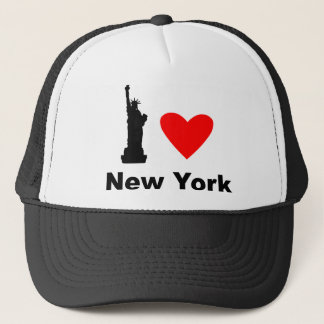 American Statue of Liberty Trucker Hat