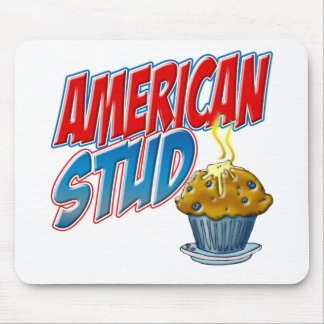 American Stud Muffin Mouse Mat
