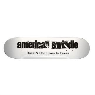 American Swindle Skateboard