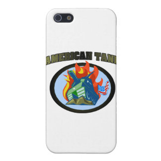 American Tank iPhone 5 Covers