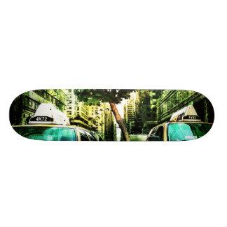 American Taxi Style 19.7 Cm Skateboard Deck