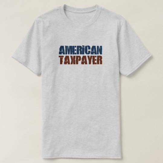 American Taxpayer T-Shirt