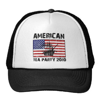 American Tea Party 2010 hats