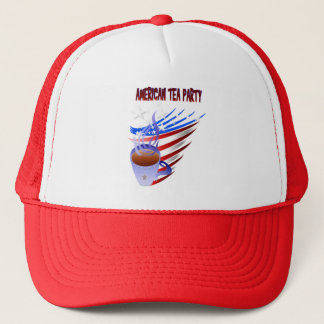 American Tea Party Hat