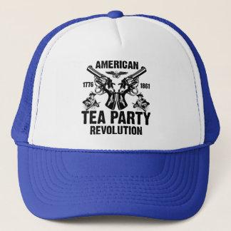 American Tea Party Revolution Trucker Hat
