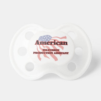 American Television Production Assistant Baby Pacifiers