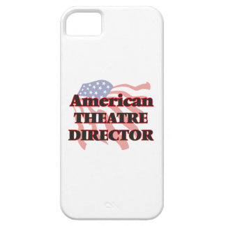 American Theatre Director iPhone 5 Covers