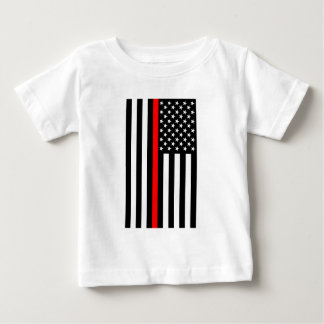 American Thin Red Line Graphic Baby T-Shirt