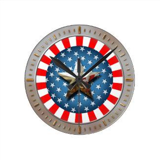 American Time Wallclocks