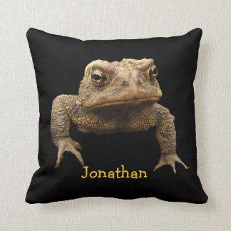 American Toad Cushion