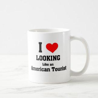 American Tourist Basic White Mug