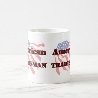 American Tradesman Basic White Mug