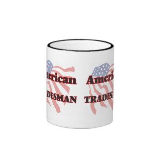 American Tradesman Ringer Mug