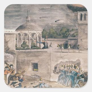 American troops under General Doniphan Stickers