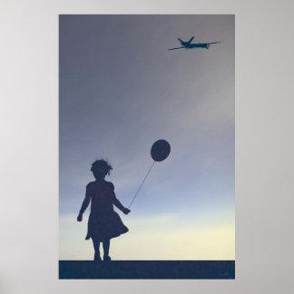 American Twilight Large Poster