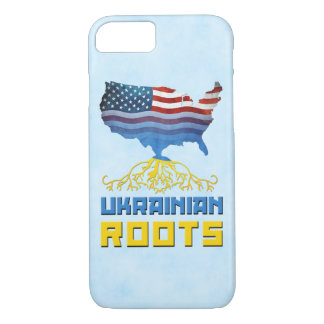 American Ukrainian Roots Phone Case