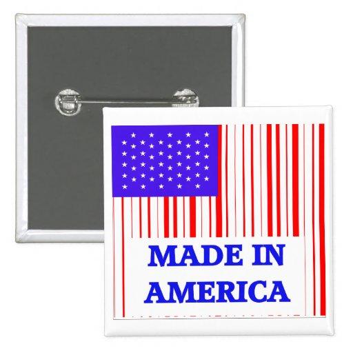 American UPC Pins