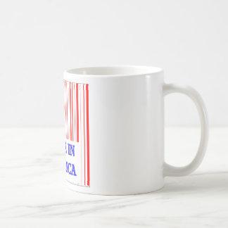 American UPC Basic White Mug